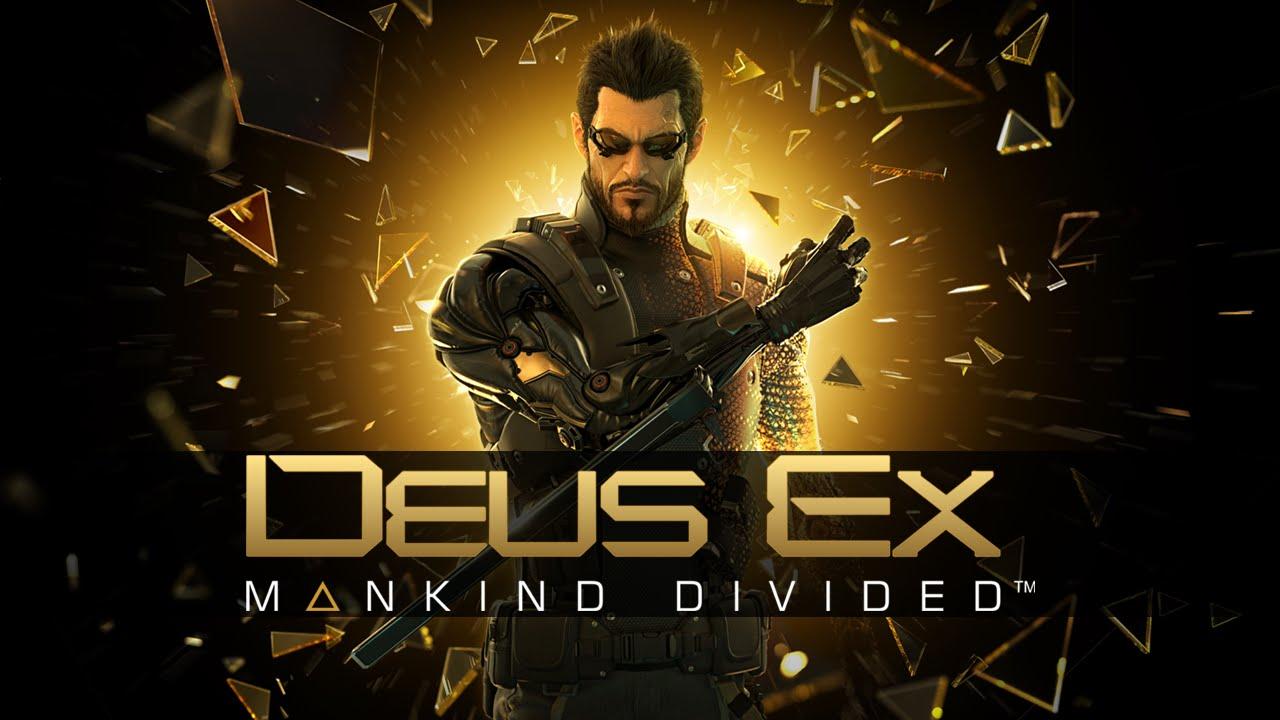 Deus Ex : Mankind Divided