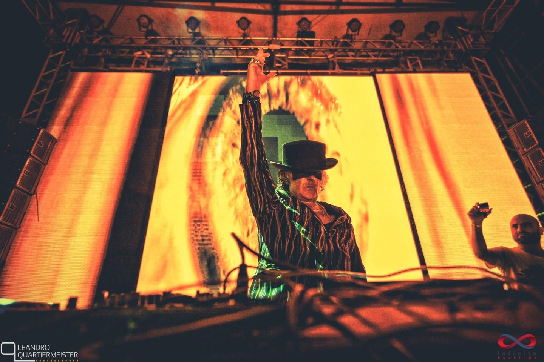 Dream Nation, un festival électronique unique et insolite