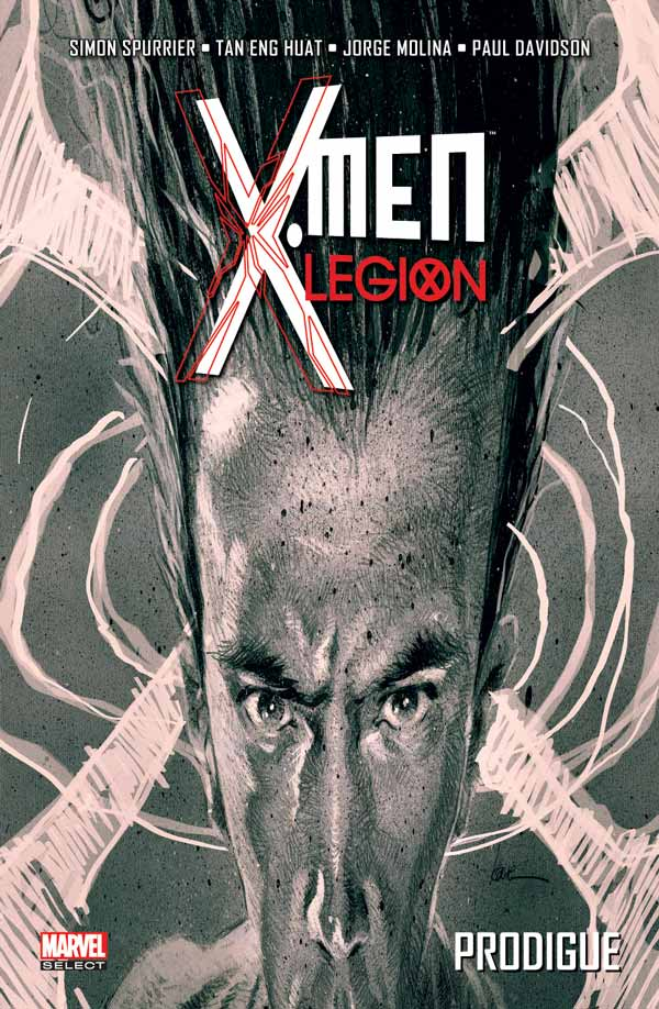 X-MEN LEGION - PRODIGUE