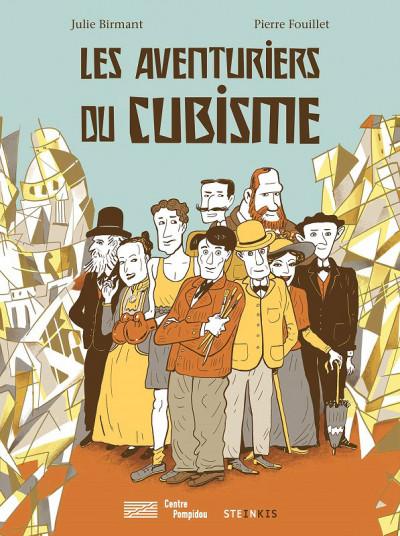 LES AVENTURIERS DU CUBISME 1