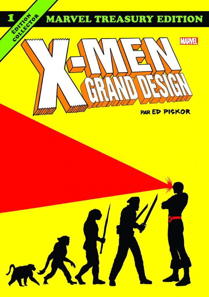 X-Men-Grand Design