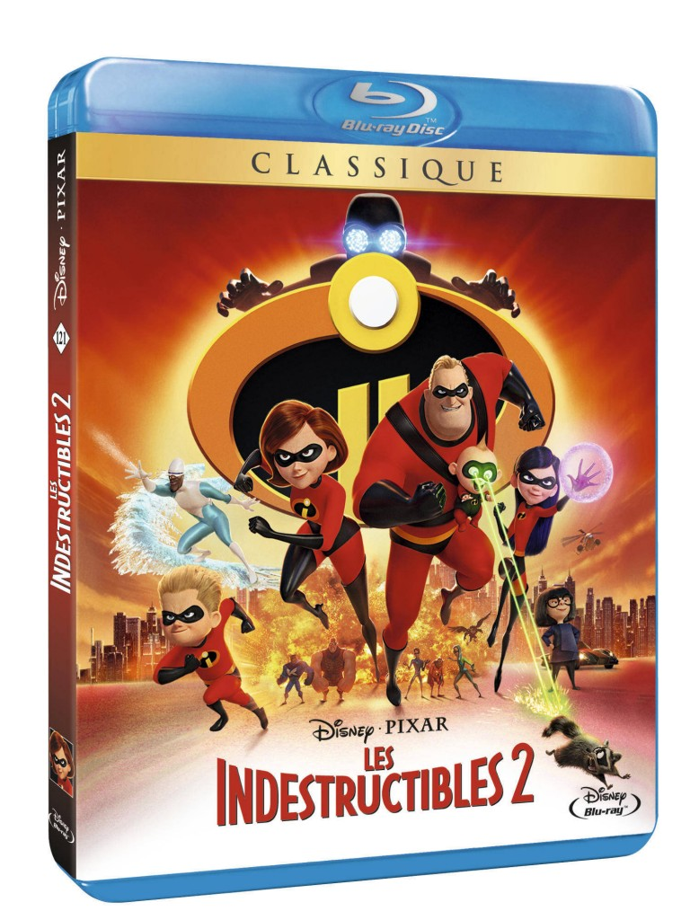 vis Blu Indestructibles 2 (les)
