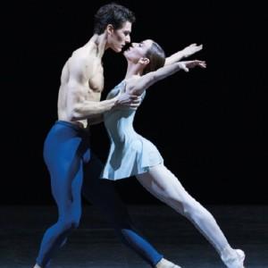 les danseurs de l'OPERA DE PARIS